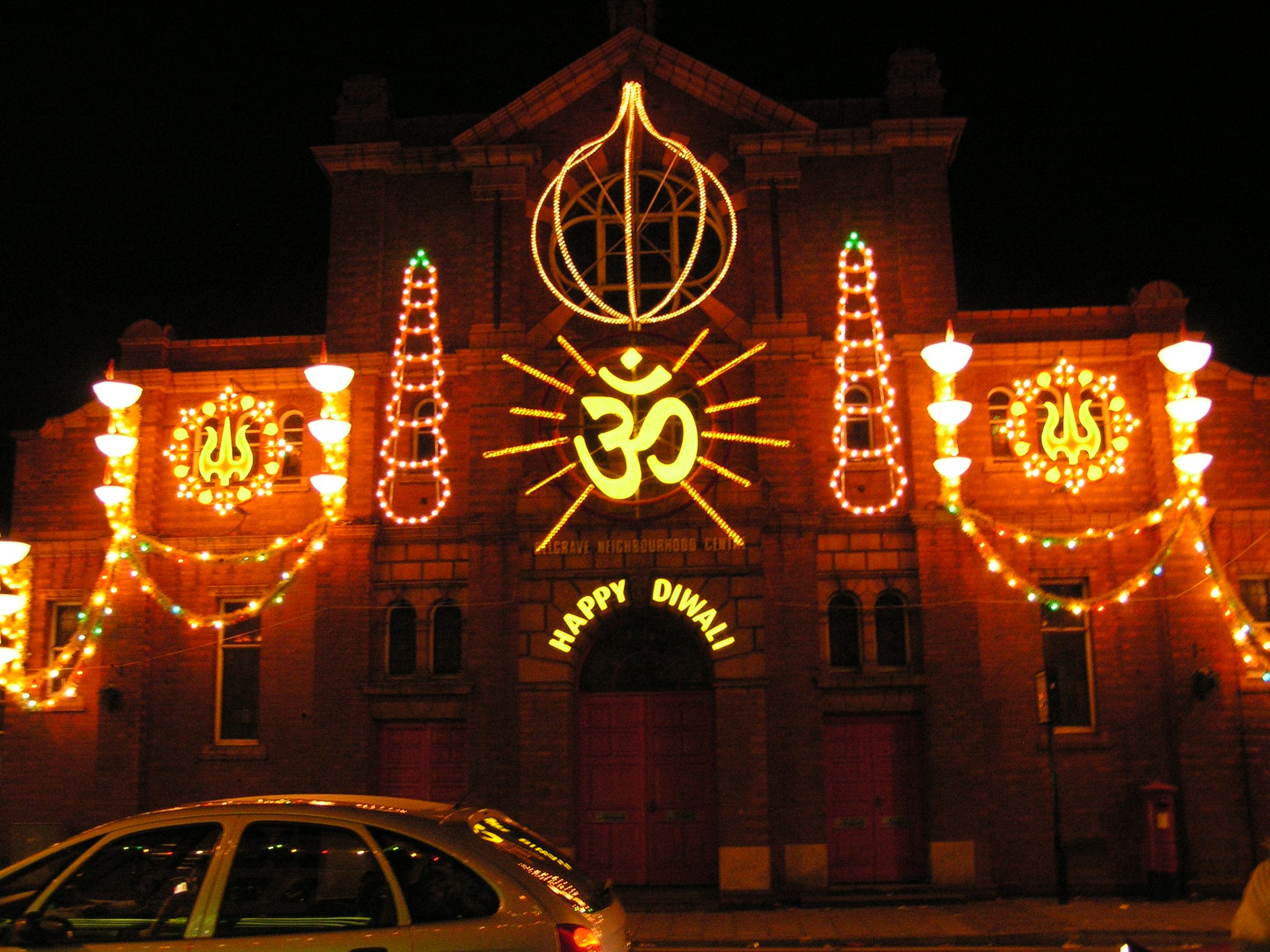 Belgrave Rd Diwali Lights