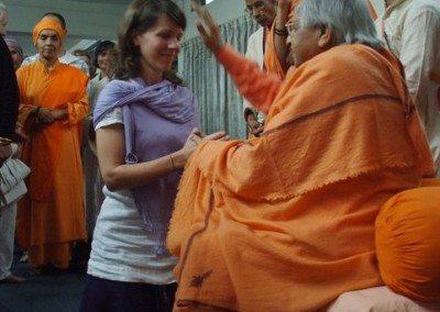Shivaratri blessing SVB