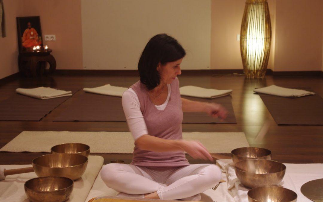 Stresszkezelés jógaterápiával és tibeti hangtálakkal I.