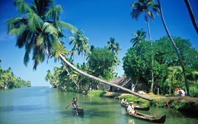 Egzotikus körutazás és jógatábor Keralában, Dél-Indiában