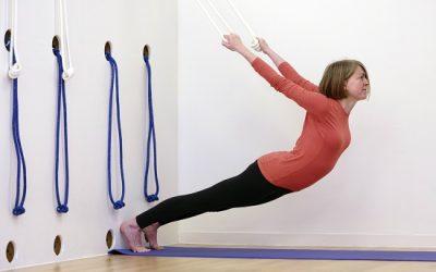 Hódít a köteles jóga