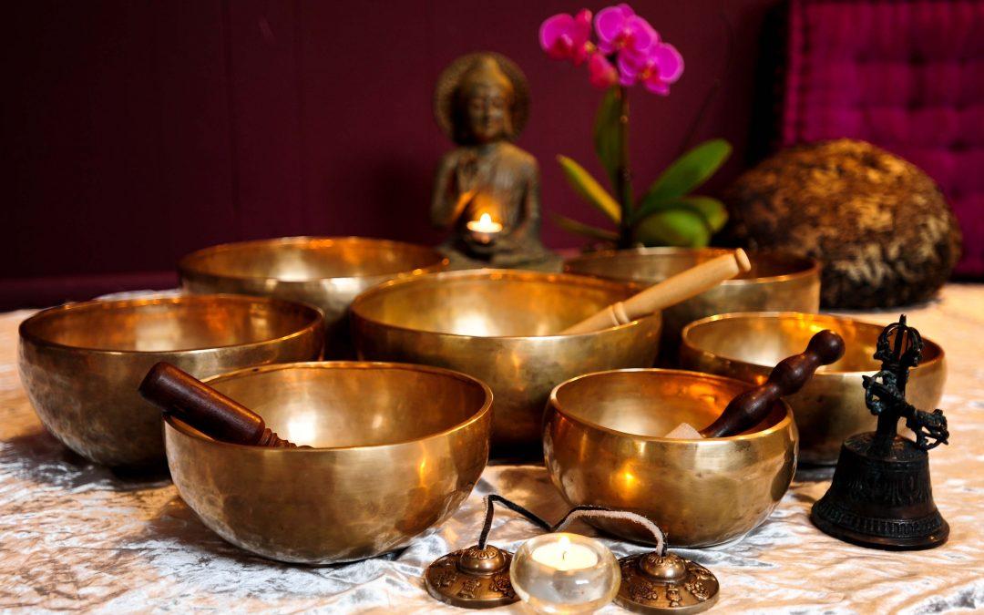 Hangfürdő és Hangtál meditáció