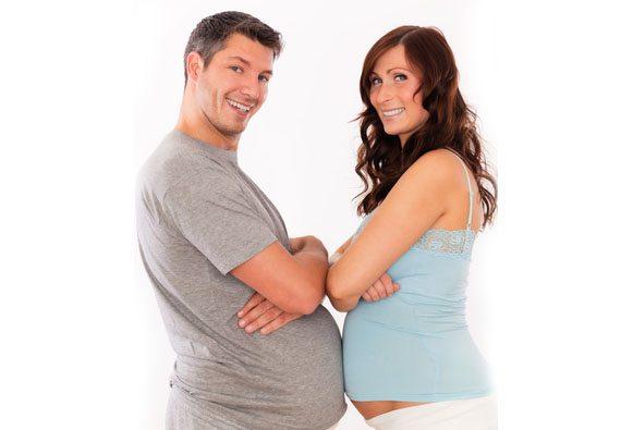 Hétvégi apás szülésfelkészítő program