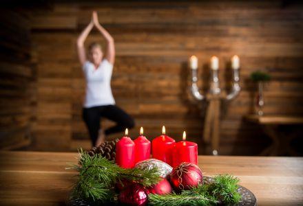 Adventi lassítás – feltöltődés jógával és meditációval – műhelysorozat