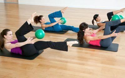 Alapozó Pilates tanfolyam