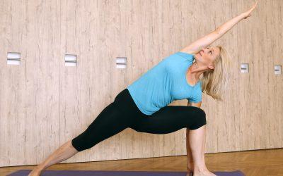 Gerincerősítő Iyengar jóga tanfolyam kezdőknek