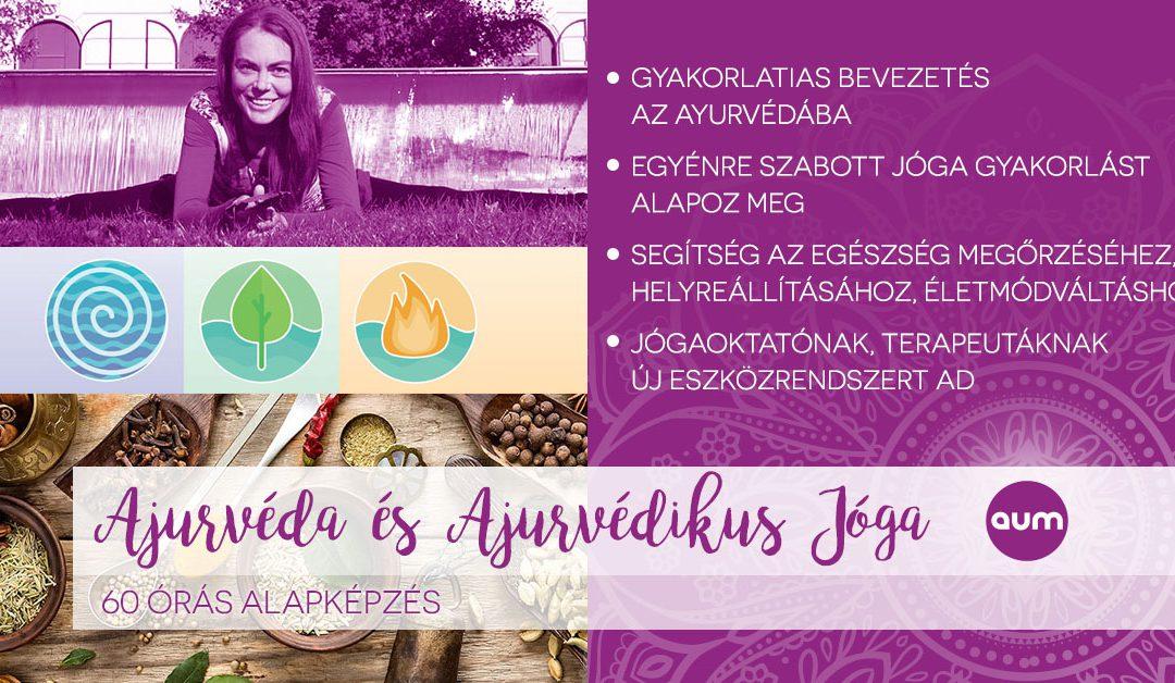 Ayurvéda és Ayurvédikus jóga alapképzés