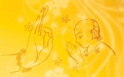Guru Purnima: Köszönet az előttünk járóknak