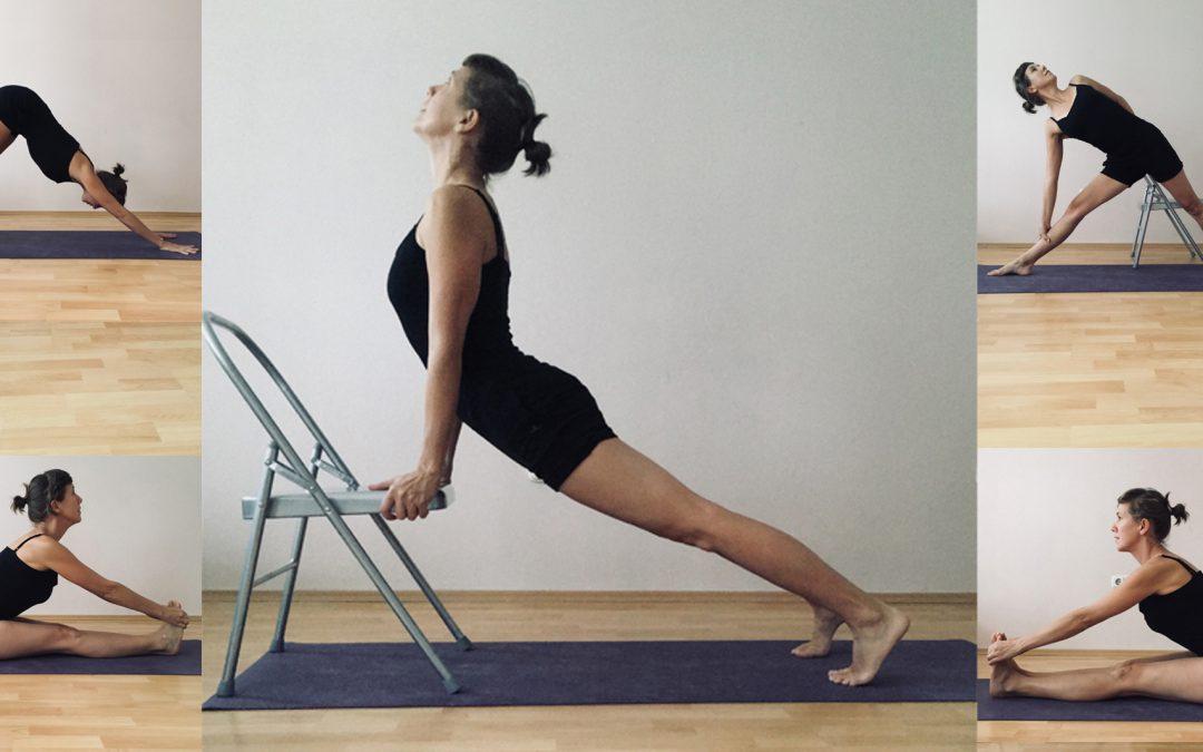 Kezdő jóga tanfolyam a sziklaszilárd alapokért II.