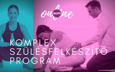 Komplex Szülésfelkészítő Program ONLINE