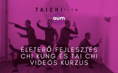 Életerő fejlesztés chi kung és tai chi videós kurzus