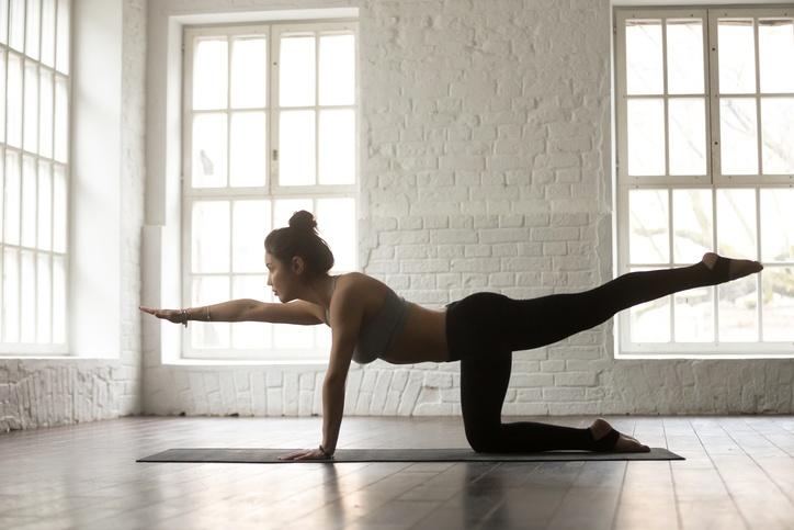 Valter Éva kismama és babás jóga oktató
