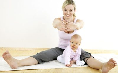 Posztnatális jóga – Testi-lelki regeneráció szülés után