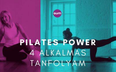 Pilates Power/ Pilates tanfolyam