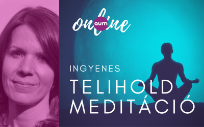 Ingyenes Telihold meditációk ONLINE