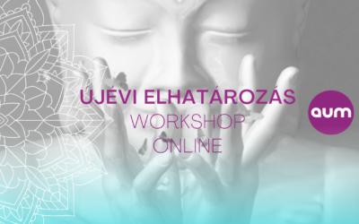 Újévi elhatározás workshop